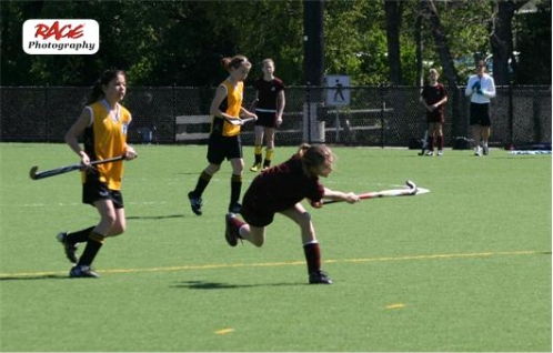 Greater Vancouver Junior Field Hockey League Design Hosting
